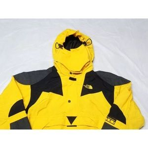 The North Face Jackets & Coats - North Face Extreme Light Jacket Men's Large Yellow